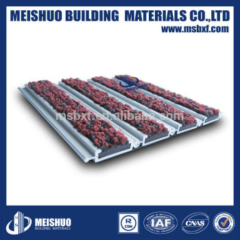 heavy duty large plastic floor mat made in china
