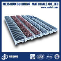 Aluminium Floor Mat for Commercial Buildings/Floor Entry Mat with Aluminium