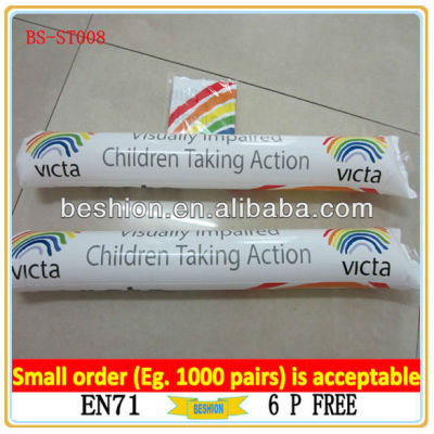 balloon cheering stick