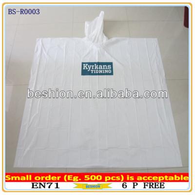 Promotion rain ponchos cheap