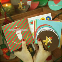 Hot Sale Handmade Greeting Card Set