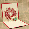 Hot Sale Exquisite 3D Greeting Card