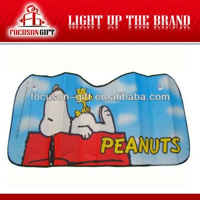 Promotion product Logo printed car window sun screen