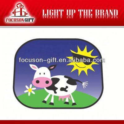 Promotion product Logo printed car window sun block