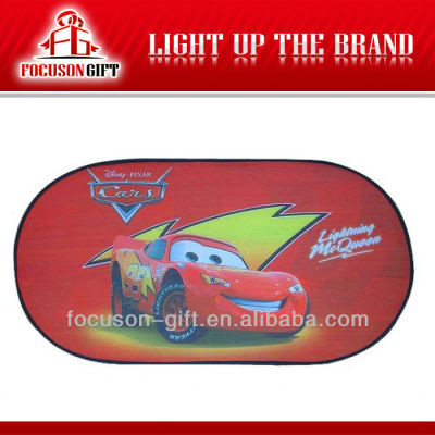 Promotion product Logo printed car window sun protection