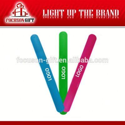 Promotional item full color printing snap bracelet