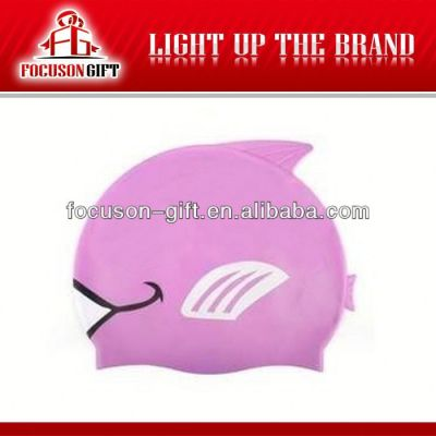 New Promotion products swimming cap silicone