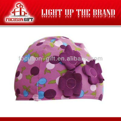 New Promotion products silicone swimming hats