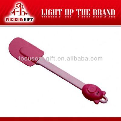 Colorful Food Grade silicone baking spatula