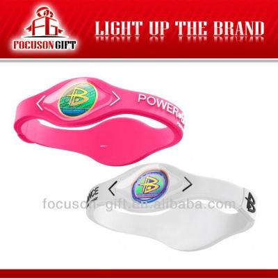Promotion item Custom silicone bracelets