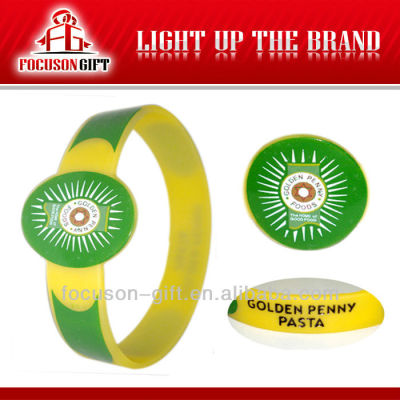 Promotion products silicone power bracelet