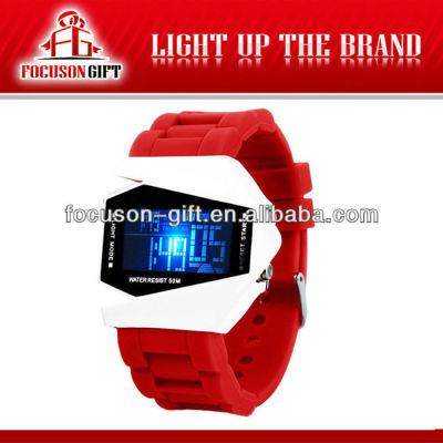 Promotion Item Fashion Silicone wrist watch