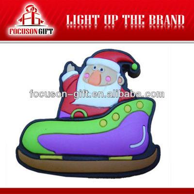 Promotion Christmas item Rubber super magnets