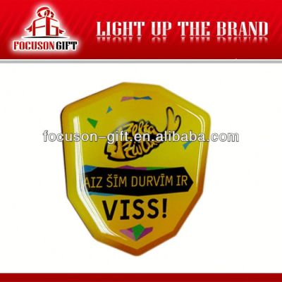Promotional fashional magnet sticker