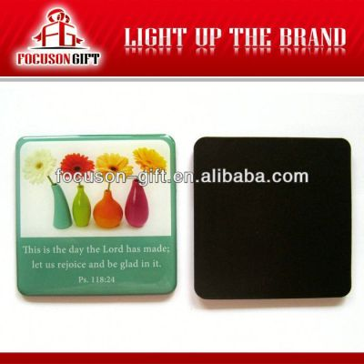Promotional fashional magnets label