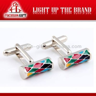 Promotional Custom custom initial cufflinks