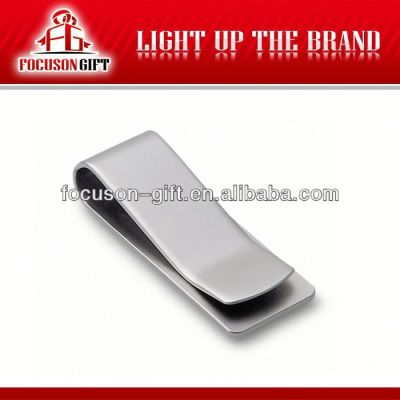 Custom Promotion moneyclip