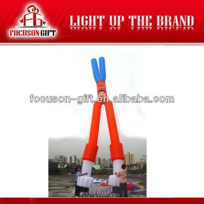 Good Quality Inflatable Promotional air dancer blower