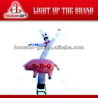 Good Quality Inflatable Promotional christmas air dancer