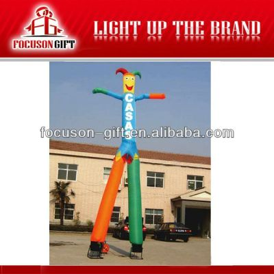 Good Quality Inflatable Promotional man air dancer blower