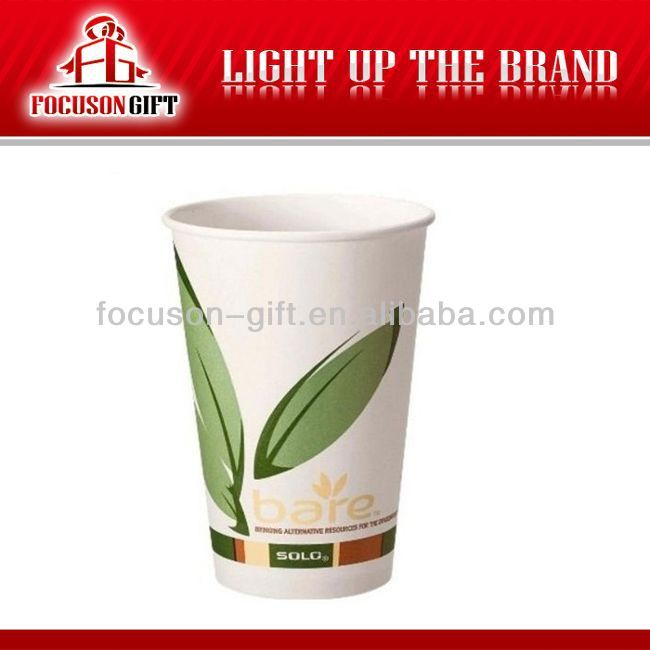 Customized Logo Printing ripple paper cups