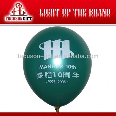 Customized 100% Natural Latex latex balloons