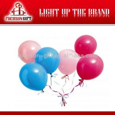 Customized 100% Natural Latex printed balloons