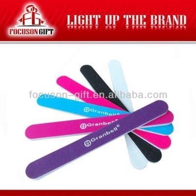 Advertising Company Logo nail polish file