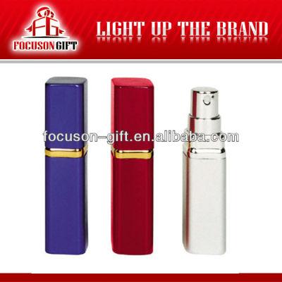 Promotion Item 5ml Aluminum Mini Spray Bottle