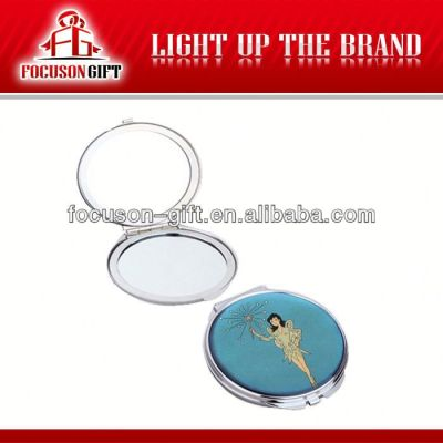 New compact cosmetic mirror