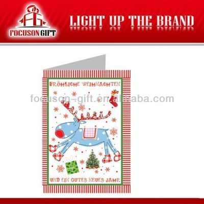 Colorful OEM Events & Themes paper craft greetings cards