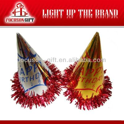 Customized Logo Printing Festival party clown hat