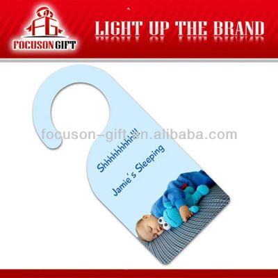 Promotional Logo printing door hangers