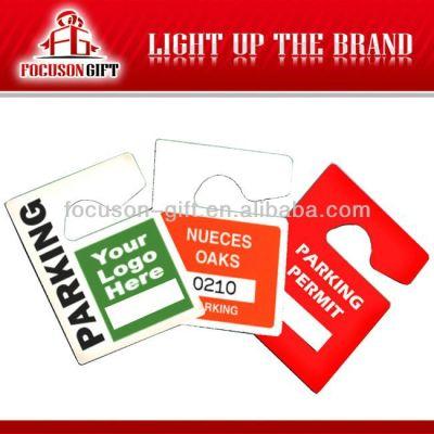 Customized Printing business door hangers