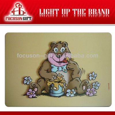 Promotional Full color Printing table placemat