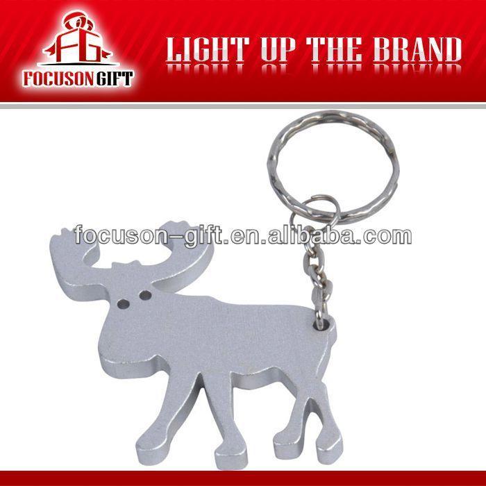 Cute animal design aluminum can opener