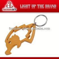 Cute animal design tin opener