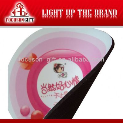 Customized logo printed custom mouse pads