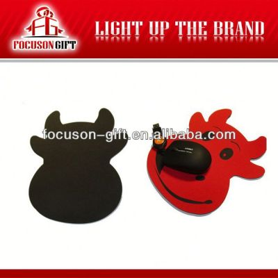 Customized logo printed mouse pads