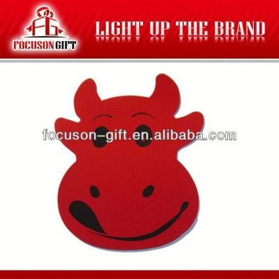 Customized logo printed promotional mouse pads