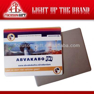 Customized logo printed magic mouse pad