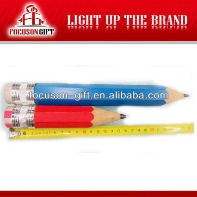 Office & School Promotional gift big wood pencils