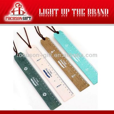 Advertising Company Logo digital ruler