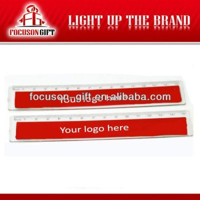 Advertising Company Logo parallel ruler