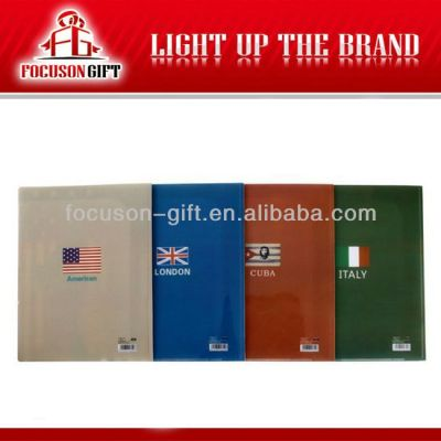 Full Color Logo Printing Oxford ziplock document file bag
