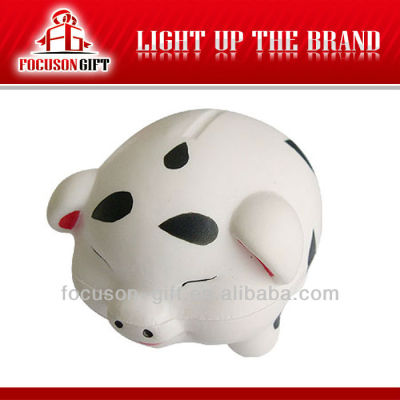 Promotional item Pig design stress relievers
