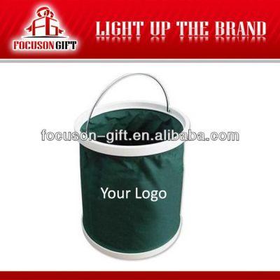 Customized logo promotion item horse water buckets