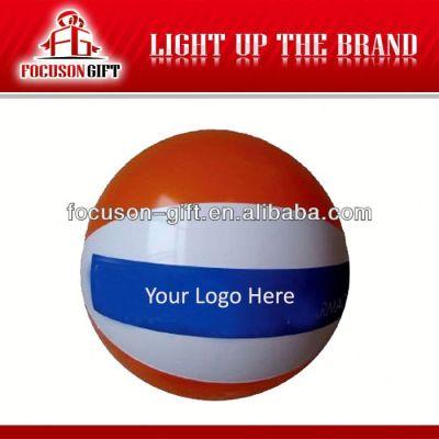 PVC Customized inflatable beach ball
