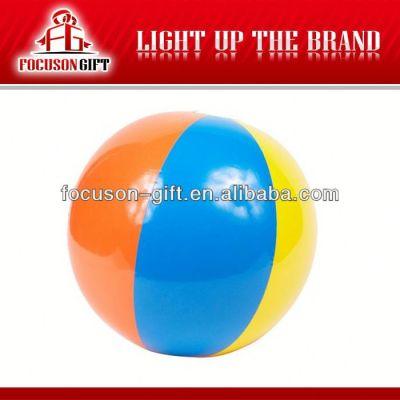 PVC Customized beach balls