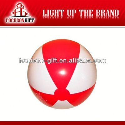 PVC Customized beach ball